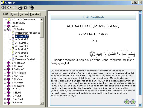 al Qur'an digital